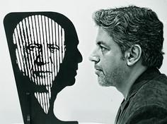 Walking the Line between Op Art and Pop Art