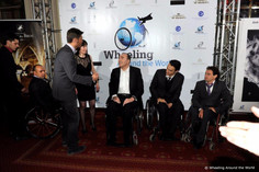 Charity Gala Dinner in Cannes - Wheeling Around the World Foundation