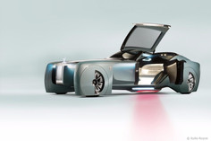 Rolls-Royce Introduces its Floating Concept
