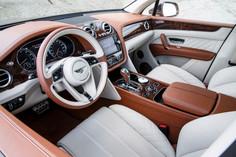 Bentley Bentayaga, The Suv That Literally Has it All