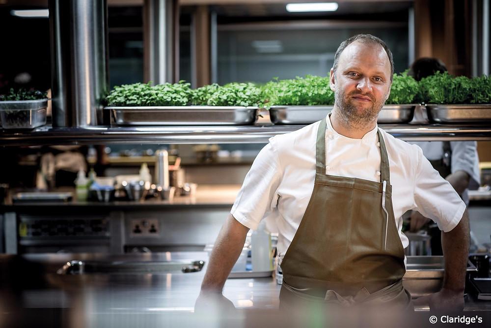 Chef Simon Rogan