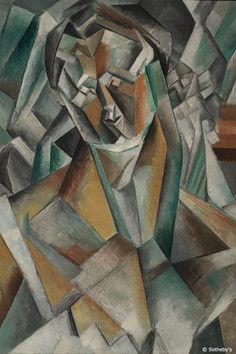 One of Picasso's Greatest Masterpieces Going to Auction