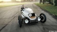 Morgan EV3 1909 Edition, Looking Back in Going Forward