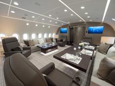 CUSTOM VVIP BOEING 787-8
