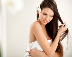 Natural appeal - The key to healthy, strong beautiful hair