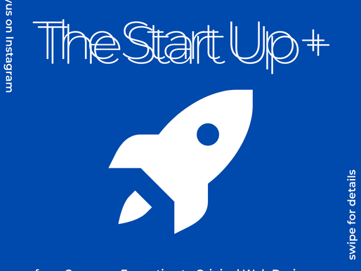 The Start Up + | A Package Deal for Startup Businesses