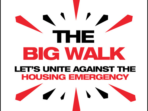 dev. by us' Big Walk with Shelter