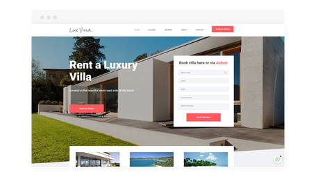 Real Estate   Lux Villa