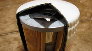 WHY IS CHANGING AN OIL FILTER SO IMPORTANT?