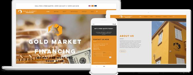 Gold Market Financing