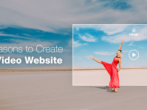 8 Reasons Why You Need a Website for Your Videos