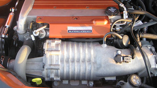 SUPERCHARGED ENGINE BASICS: HOW DO THEY MAKE MORE POWER?