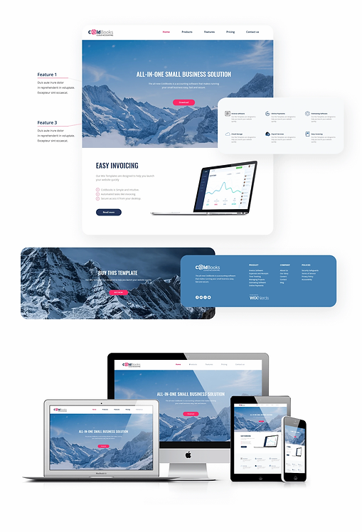 Technology & Apps | WX Coldbooks Template