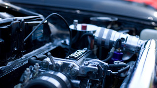 KEEP YOUR HIGH MILEAGE TURBO SPINNING