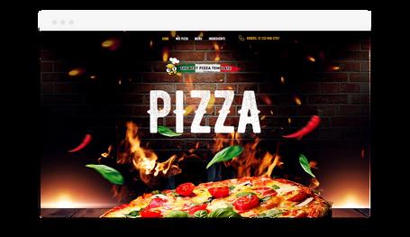 Restaurant   Wixpizza