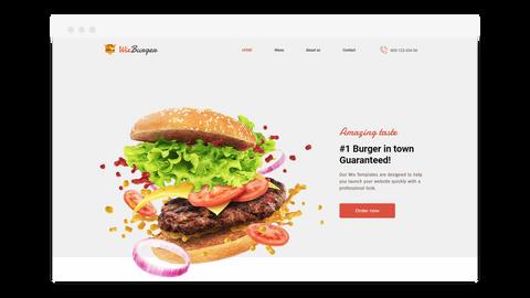 Wix Burger
