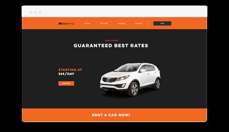 Service   Car Rental
