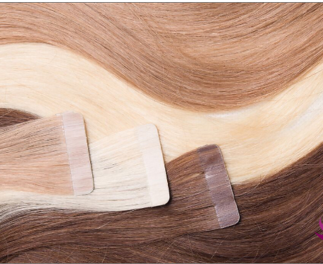 Tape Extensions Straight 40-45cm