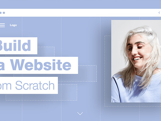 Step-by-Step Guide: How to Build a Website from Scratch