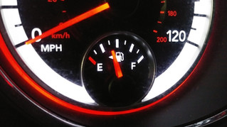 IS DRIVING WITH THE GAS LIGHT ON REALLY THAT BAD?