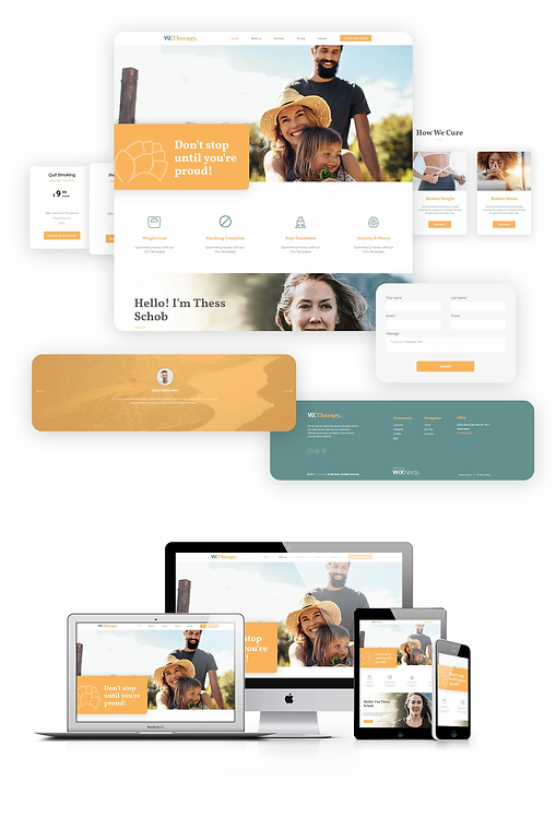 Business | WX Therapy Template