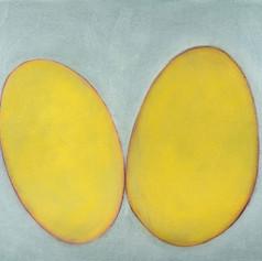 HG - Core No. 247 - 2016 - Oil on Canvas