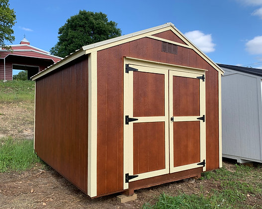 10x12 Utility Shed