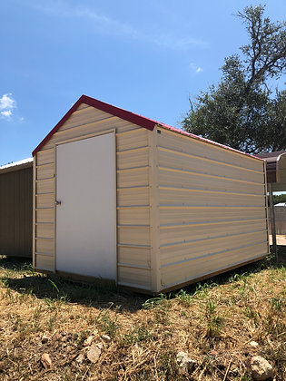 Value Series Metal Shed 8x12