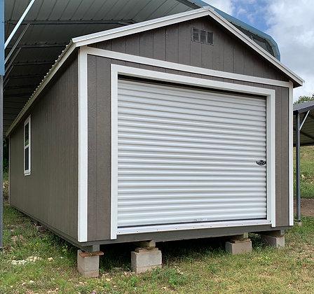 12x32 Wood Garage