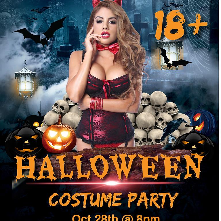 Halloween Party 18+