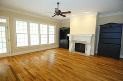 Fireplace and Interior Remodeling