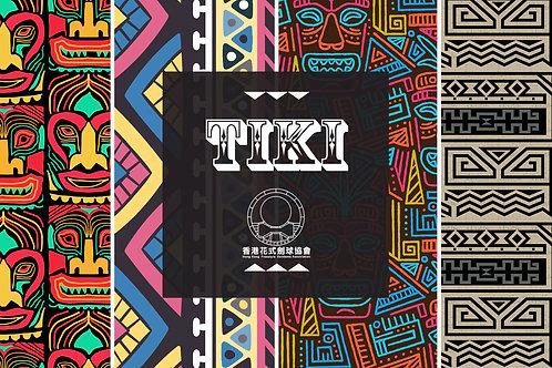 Tiki系列夾木劍球