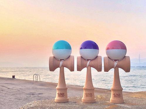 香港花式劍球協會2019認證劍球 - uni kendama 新色