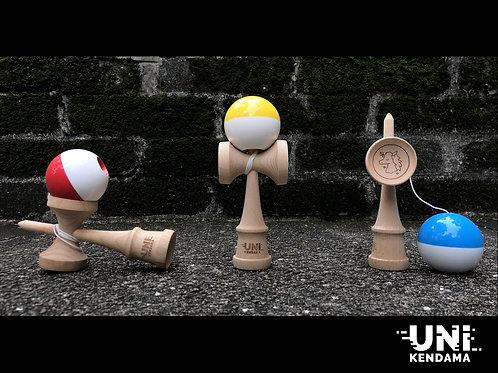 香港花式劍球協會2019認證劍球 - uni kendama