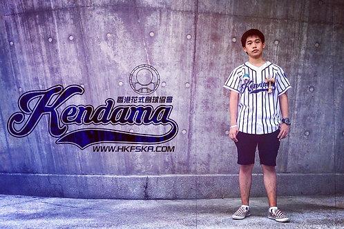 香港花式劍球協會表演棒球服