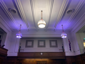 Senate Chambers – Old Parliament House (MoAD)