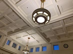 MoAD - Kings Hall Pendants
