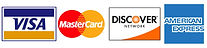 visa mastercard discover amex logo