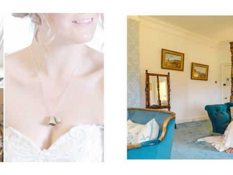 Winter wedding in Rowley Manor