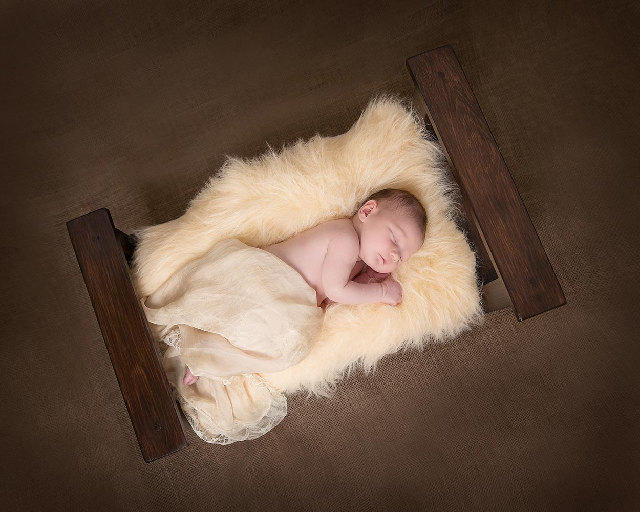 Perfect bed for baby