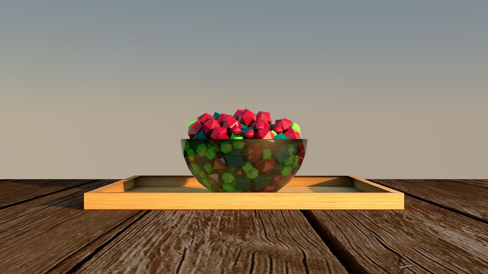 03 Pixel Bowl