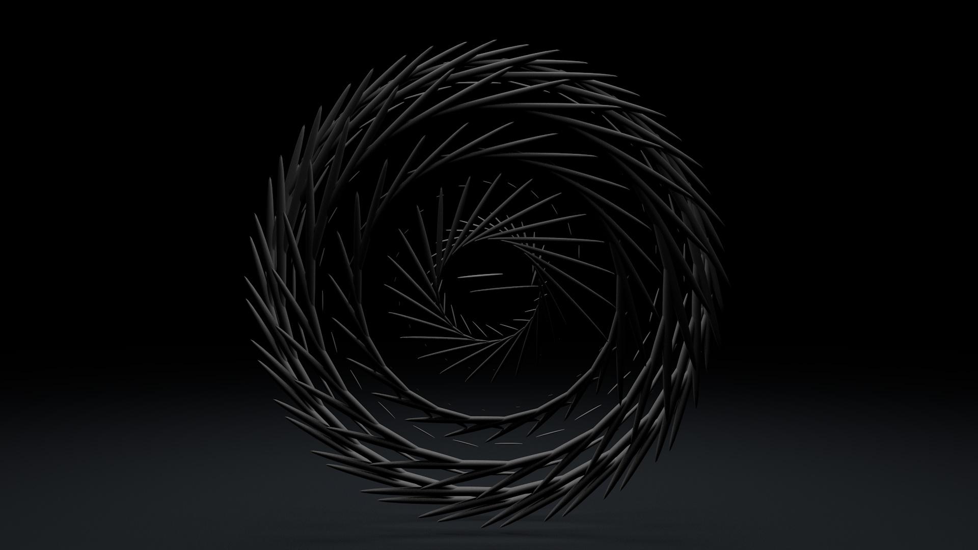 05 Spiky Spiral
