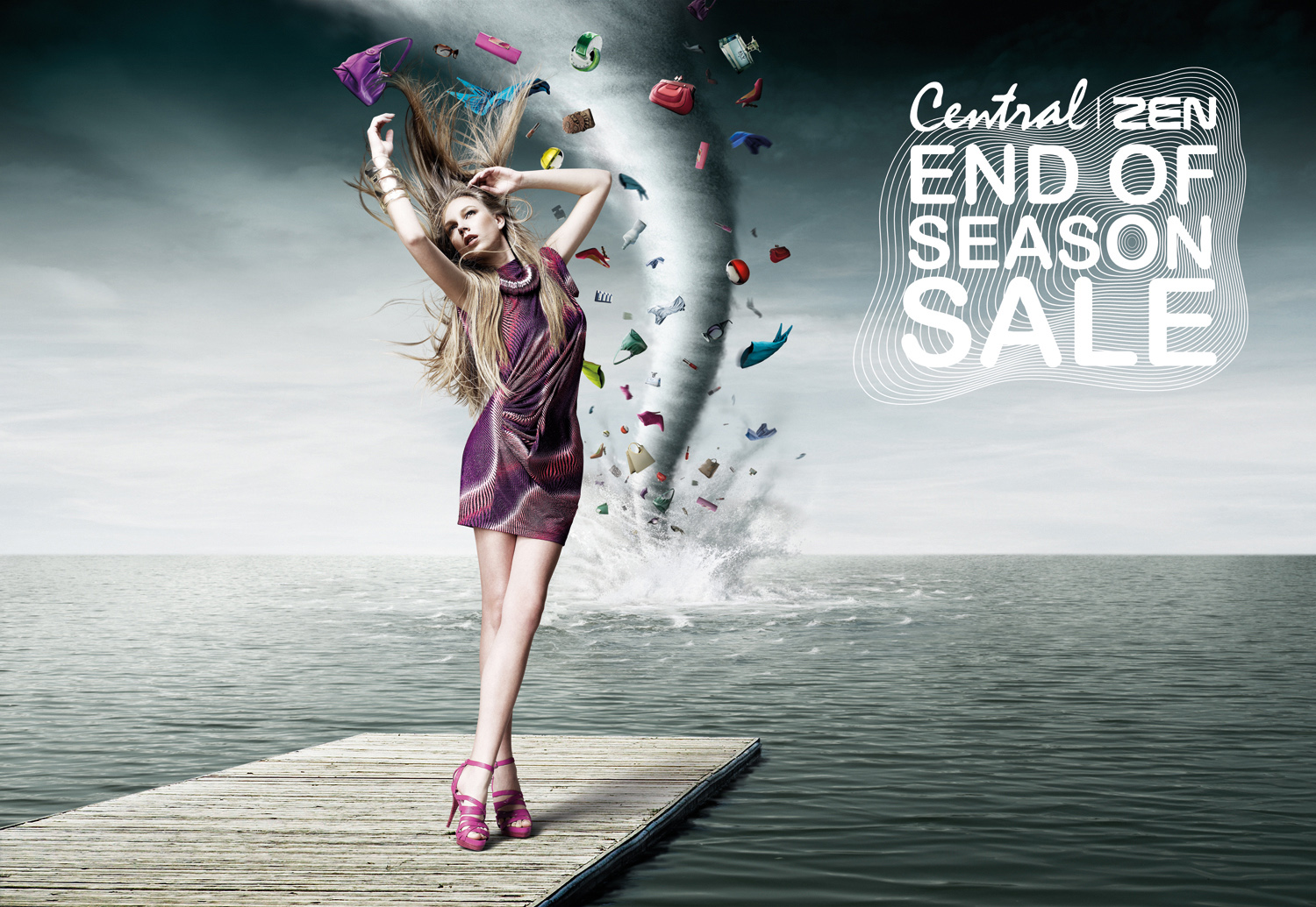 Central End of Season Sale