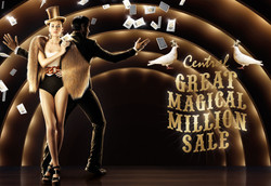 Central Great Magical Million Sale