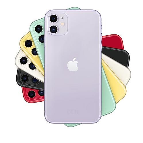 iPhone 11 (64GB/128GB/256GB) diverse Farben