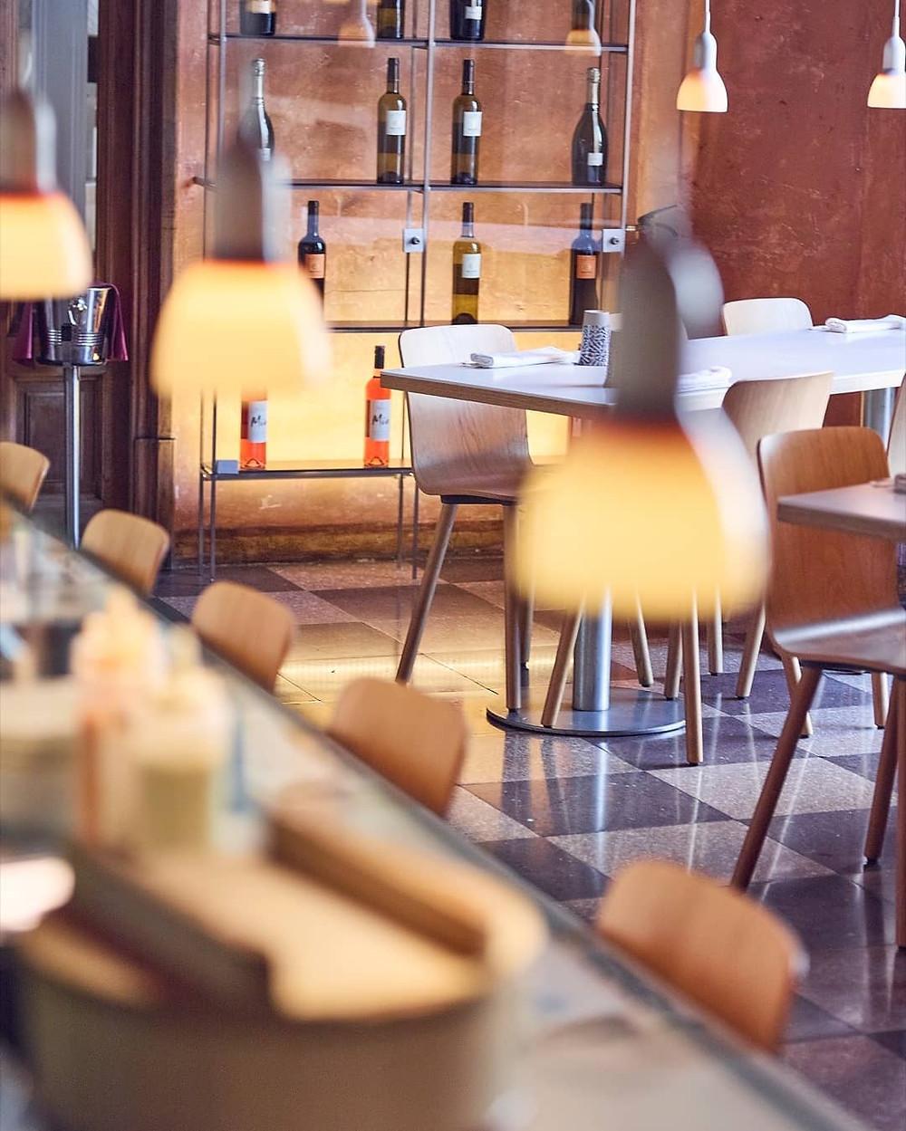 restaurant event venue barcelona