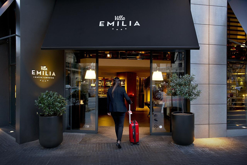 corporate traveler hotel emilia barcelona