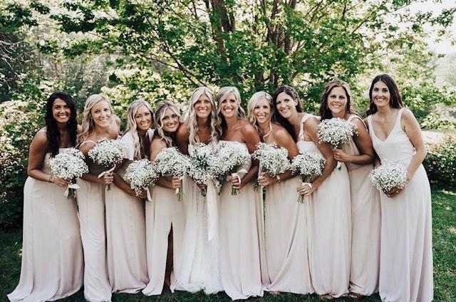 Bridesmaids/ MOB/ MOG/ Other Hair