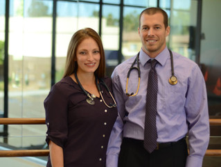 Voyage Magazine features Dr. Stone and Dr. Maymon