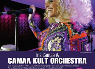 Iris Camaa and Camaa Kult Orchestra @ Altstadtzauber Klagenfurt